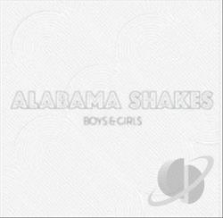 Alabama Shakes - Boys & Girls CD Cover Art