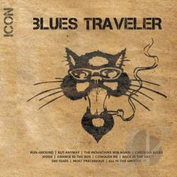 Blues Traveler - Icon CD Cover Art