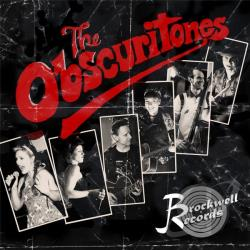 Obscuritones CD Cover Art