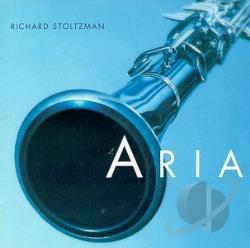Stoltzman, Richard - Aria CD Cover Art