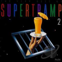 Supertramp - Very Best Of II CD Cover Art