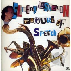 Eskelin, Ellery - Figure of Speech CD Cover Art