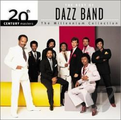 Dazz Band - 20th Century Masters - The Millennium Collection: The Best of the Dazz Band CD Cover Art