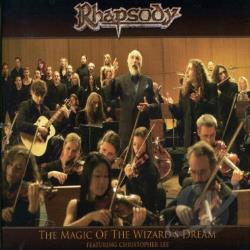 Rhapsody - Magic Of The Wizard's Dream DS Cover Art