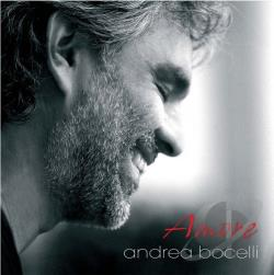 Bocelli, Andrea - Amore CD Cover Art