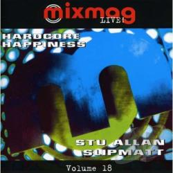 Allan / Slipmatt&Lime - Mixmag Live CD Cover Art