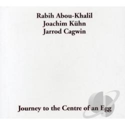 Abou-Khalil, Rabih - Journey to the Center of an CD Cover Art