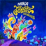 Mika - We Are Golden Remix Bundle DB Cover Art
