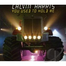 Calvin Harris - You Used To Hold Me CD Single