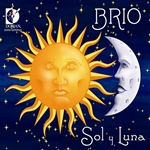 Anonymous / Brio - Sol y Luna CD Cover Art