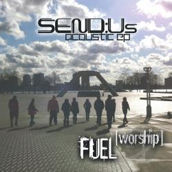 Fuel[worship] - Send:Us CD Cover Art