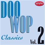Various Artists - Doo Wop Classics Vol. 2 DB Cover Art