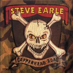 Earle, Steve - Copperhead Road CD Cover Art