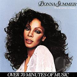 Summer, Donna - Once Upon a Time... CD Cover Art