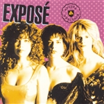 Expose - Arista Heritage Series CD Cover Art