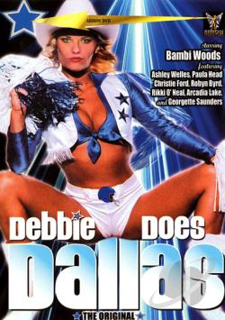 Debbie Does Dallas - Debbie Does Dallas DVD Cover Art