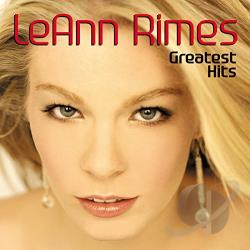 Rimes, Leann - Greatest Hits CD Cover Art