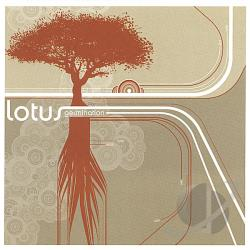 Lotus - Germination CD Cover Art