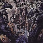 Suffocation - Souls to Deny CD Cover Art