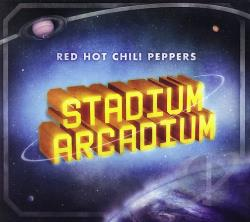 Red Hot Chili Peppers - Stadium Arcadium CD Cover Art