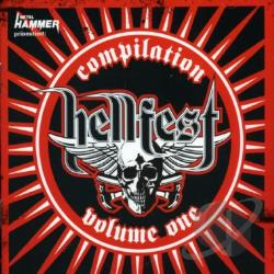 Hellfest 1 CD Cover Art