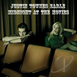 Earle, Justin Townes - Midnight at the Movies CD Cover Art