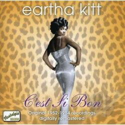Kitt, Eartha - C'Est Si Bon CD Cover Art