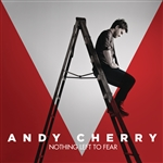 Andy Cherry - Nothing Left To Fear CD Cover Art