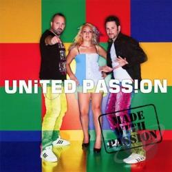 United Passion - Made with Passion CD Cover Art