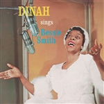 Washington, Dinah - Dinah Washington Sings Bessie Smith CD Cover Art