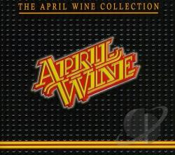 April Wine - Vintage Wine CD Cover Art