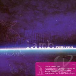 Lamb - Remixed CD Cover Art