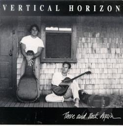 Vertical Horizon - Ther And Back Again CD Cover Art