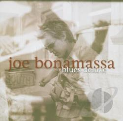Bonamassa, Joe - Blues Deluxe CD Cover Art