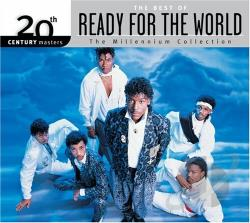 Ready For The World - Best Of Ready For The World: 20th Century Masters Of The Millennium Collection CD Cover Art