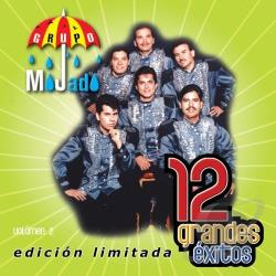Mojado, Grupo - 12 Grandes Exitos, Vol. 2 CD Cover Art