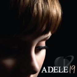 Adele - 19 CD Cover Art