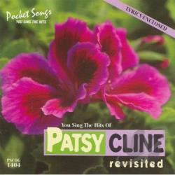 Karaoke - Karaoke: Patsy Cline Revisited CD Cover Art