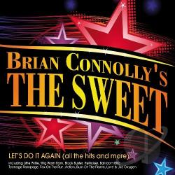 Conolly, Brian / Sweet - Lets Do It Again CD Cover Art
