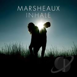 Marsheaux - Inhale CD Cover Art