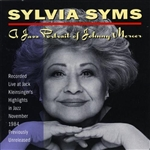 Syms, Sylvia - Jazz Portrait of Johnny Mercer CD Cover Art
