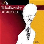Fiedler / Ormandy, E / Tchaikovsky - Tchaikovsky: Greatest Hits CD Cover Art