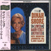 Shore, Dinah - Lower Basin St. Revisited CD Cover Art