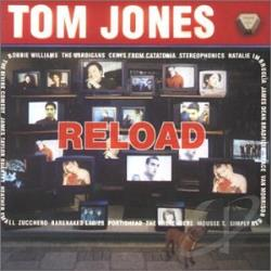 Jones, Tom - Reload CD Cover Art