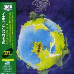 Yes - Fragile CD Cove