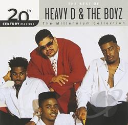 Heavy D & The Boyz - 20th Century Masters: The Millennium Collection CD Cover Art