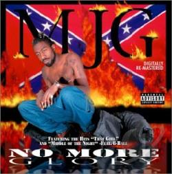MJG - No More Glory CD Cover Art