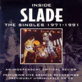 Slade - Inside Slade: Singles 1971 - 1 CD Cover Art