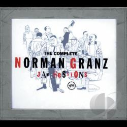 Granz, Norman - Complete Norman Granz Jam Sessions CD Cover Art