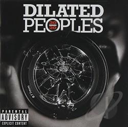 Dilated Peoples - 20/20 CD Cover Art